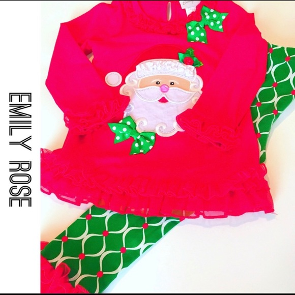 Emily Rose Other - Emily Rose Christmas Outfit